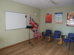 szkola jezykowa sala nr 1